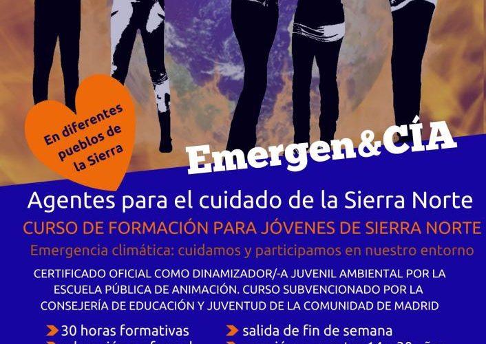 Emergen&CÍA: Agentes para el cuidado de Sierra Norte