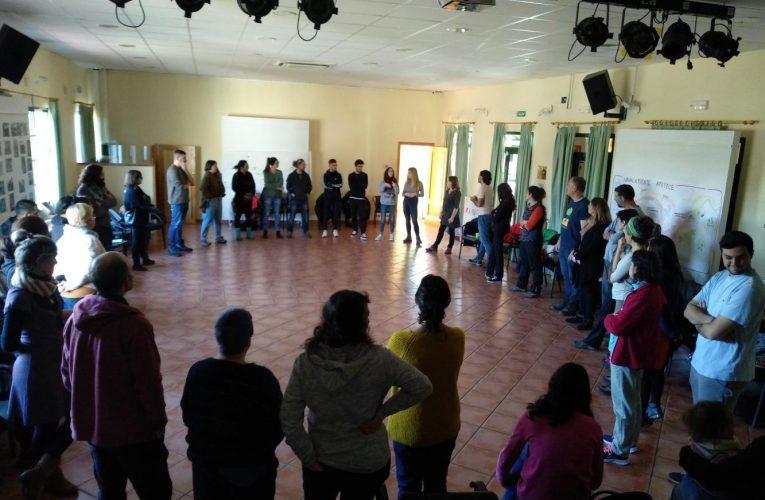 Dar vida a los pueblos, fomento del tejido comunitario