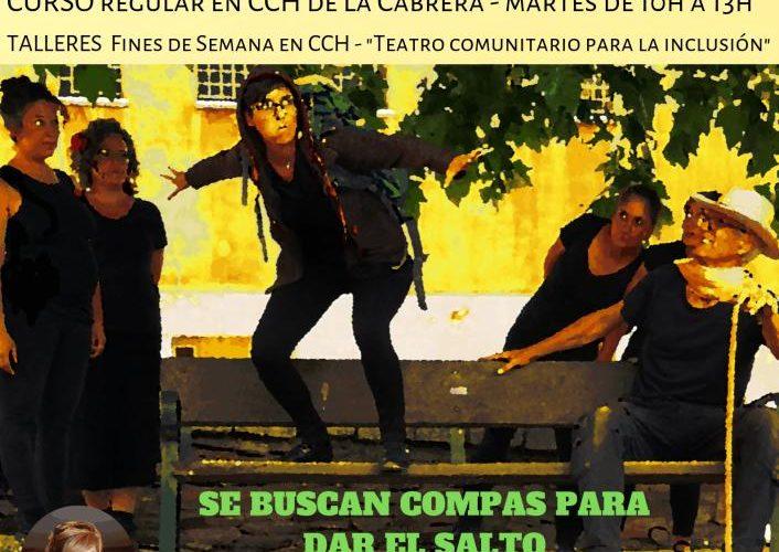 Teatro Comunitario en Sierra Norte